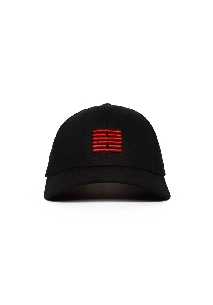 Curve Brick Cap, Black