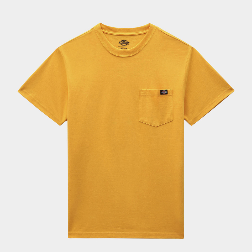 Porterdale T-shirt, Cadnium Yellow