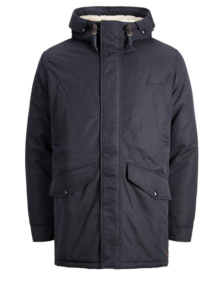 Wetland Parka, Dark Navy