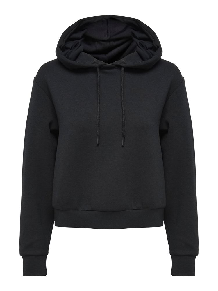 Joy Hood Sweat, Black