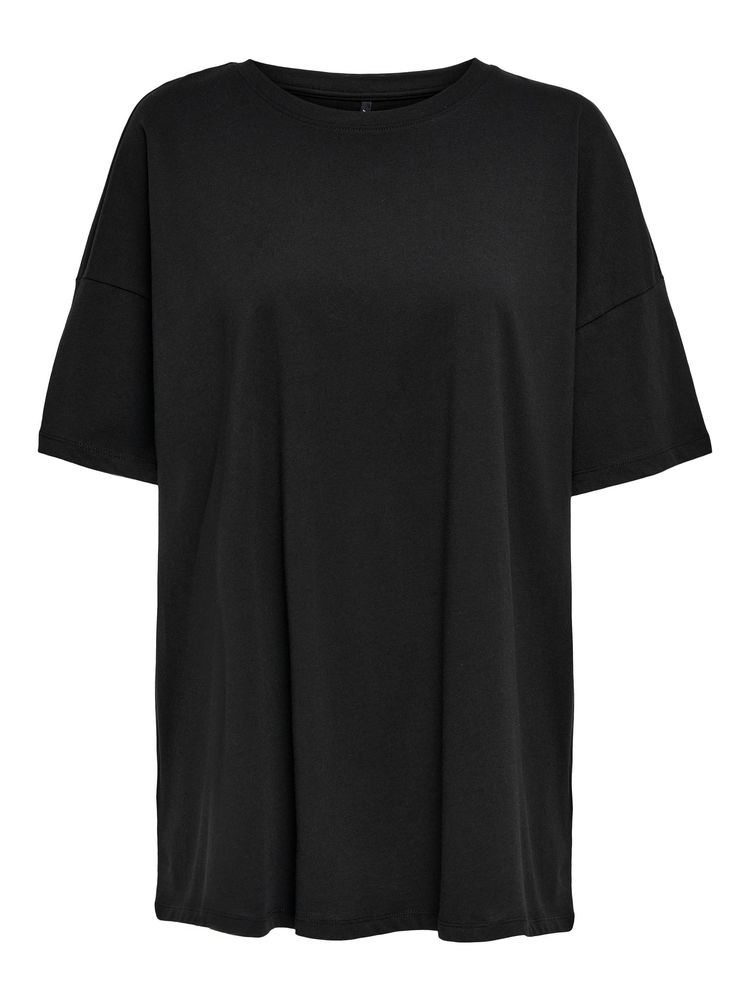 Laya Life Oversized Top, Black