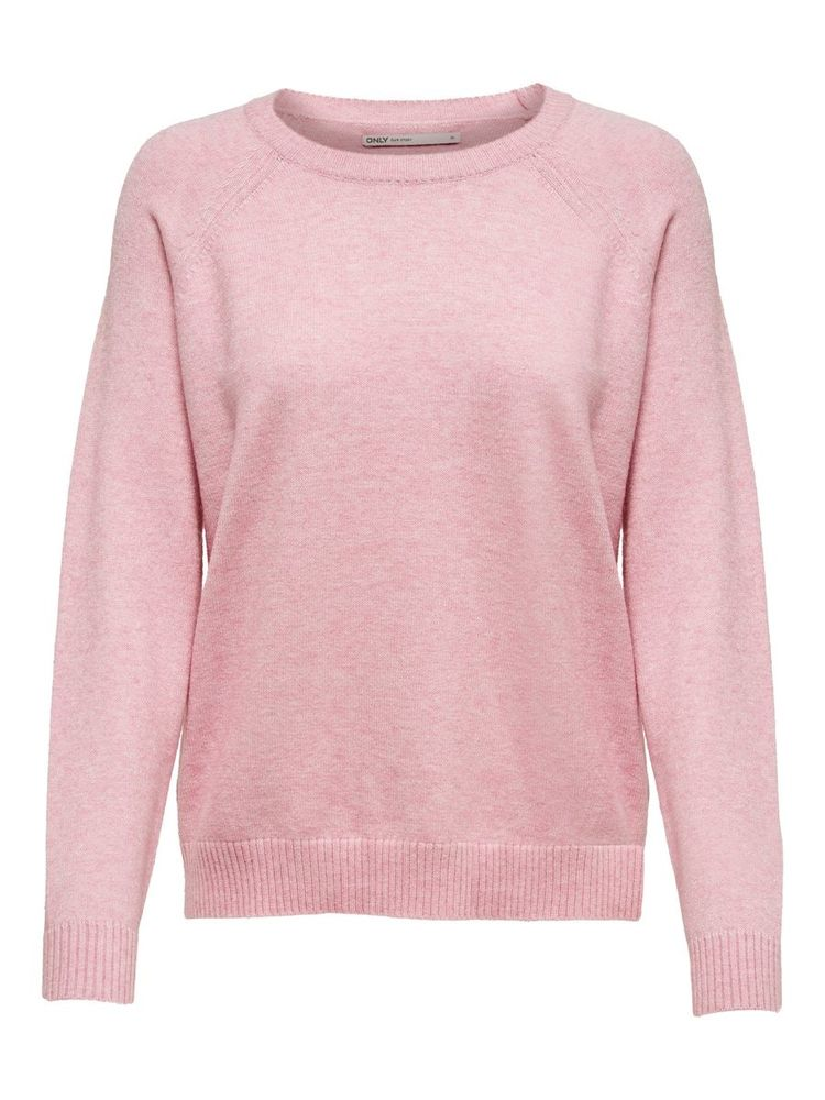 Lesly Kings Pullover, Light Pink