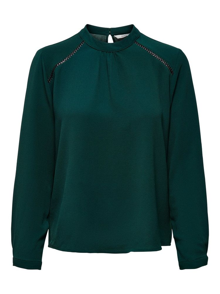 New Mallory Blouse, Green Gables
