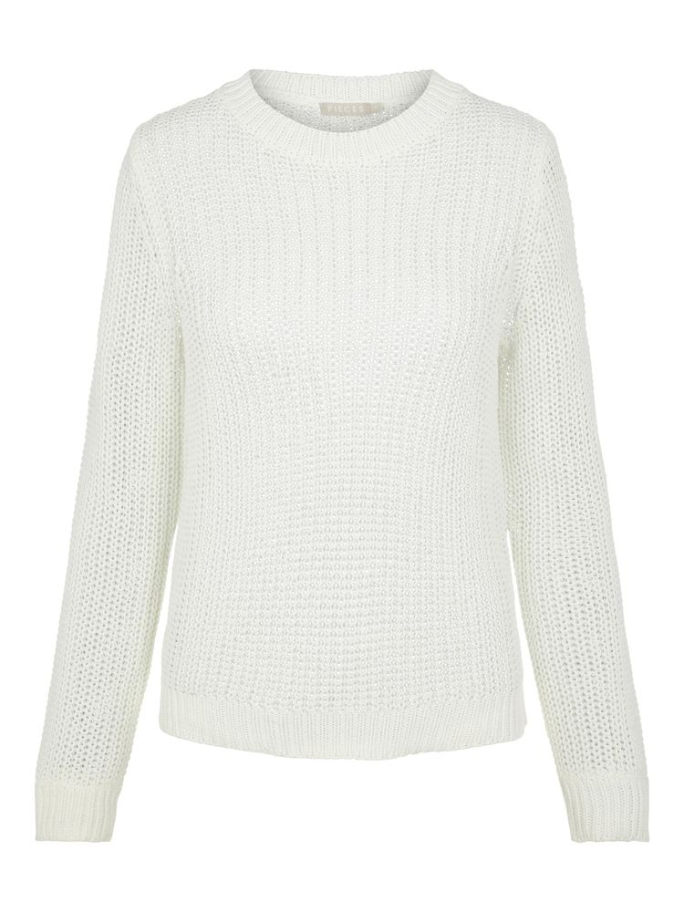 Petula Knit, Cloud Dancer