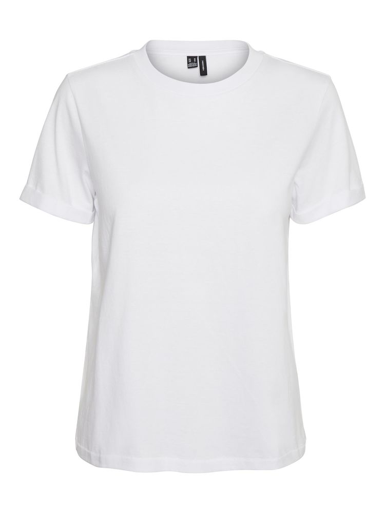 Paula t-shirt, Bright White
