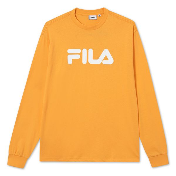 Unisex Classic Pure LS Shirt, Flame Orange