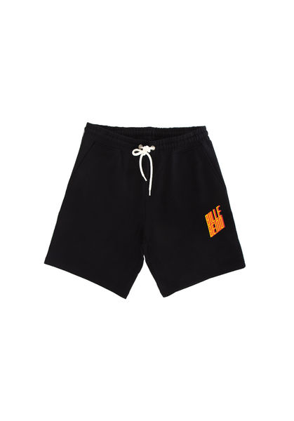 Incline Sweatshorts, Black