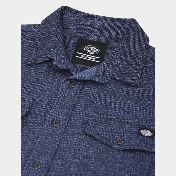 Woodmere Shirt, Dark Blue
