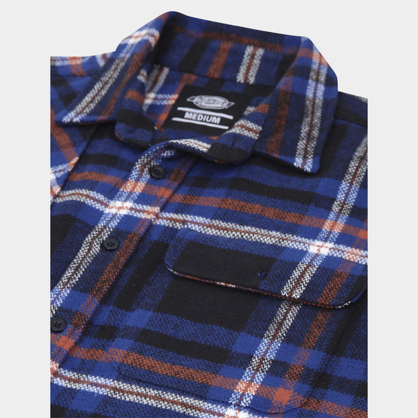 Prestonburg Shirt, Deep Blue