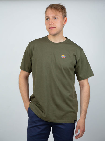 Stockdale Regular Tee, Dark Olive