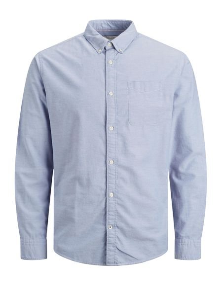 Oxford Shirt, Cashmere Blue
