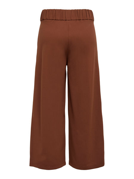 Geggo New Ancle Pants, Cherry Mahogany