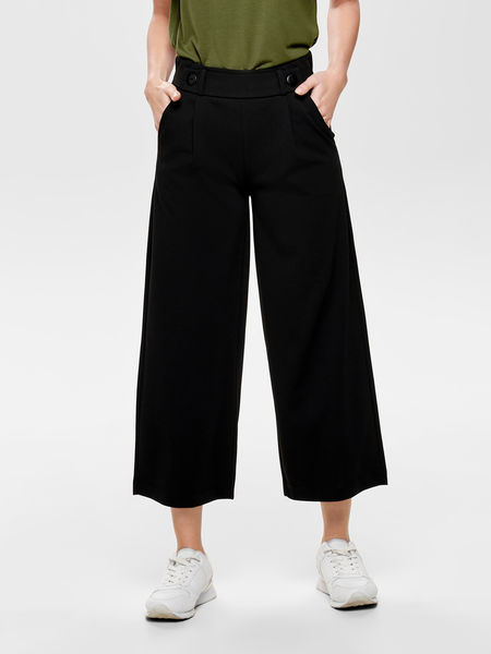 Geggo New Ancle Pants, Black