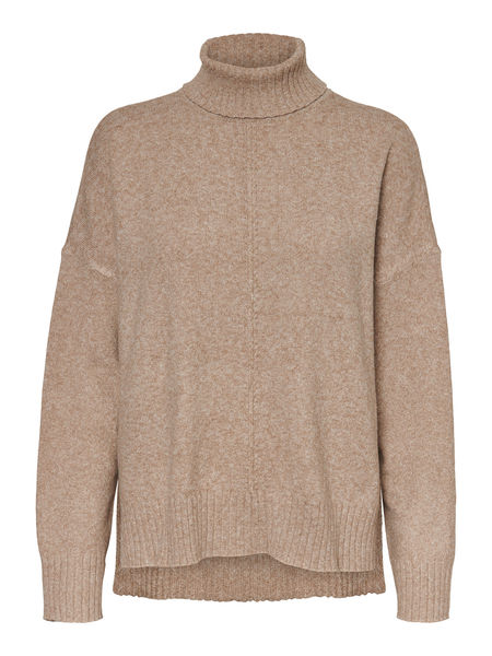 Ian Roll Neck Knit, Nomad