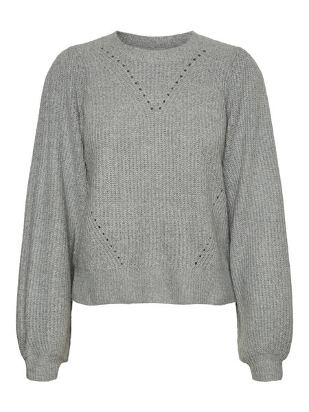Luke L/S O-neck Knit