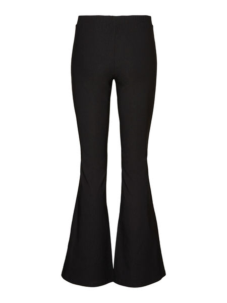 Billie New Clean Flared Pants, Black