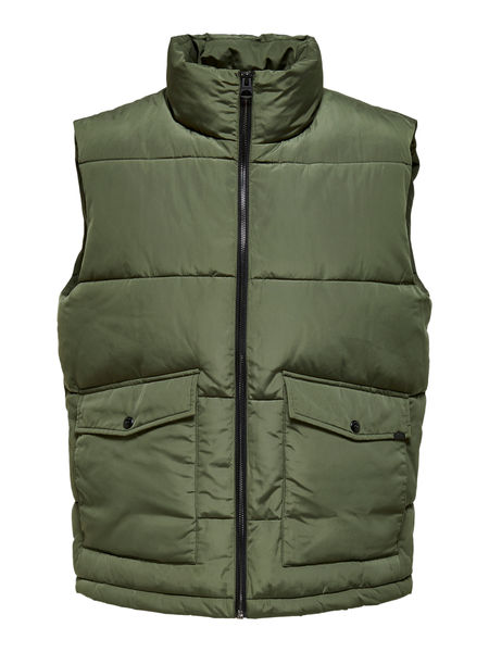 Walter Quilted Vest