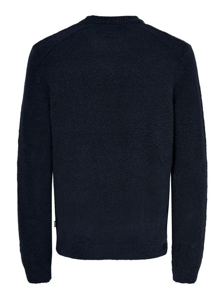 Park 5 Soft Crew Neck Knit