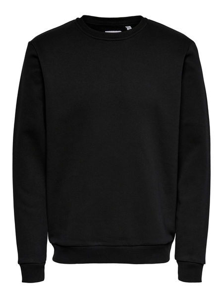 Ceres Life Crew Neck, Black