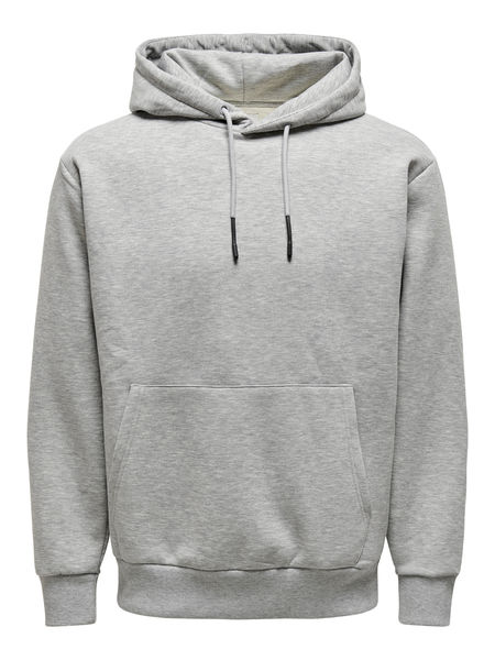 Ceres Life Hoodie Sweat, Light Grey