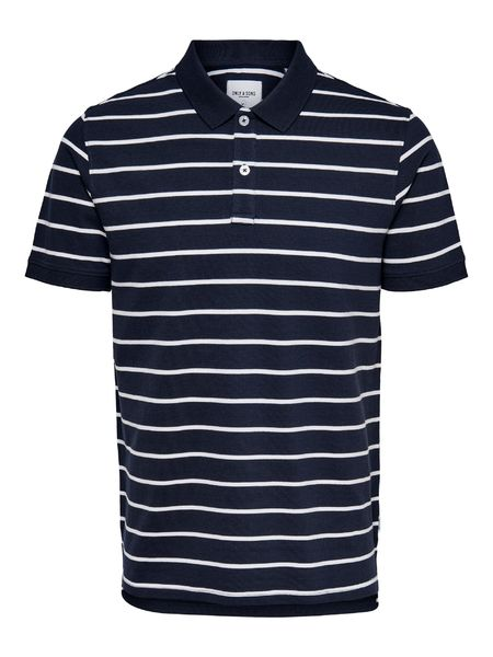 Cooper Life Regular Polo, Dark Navy