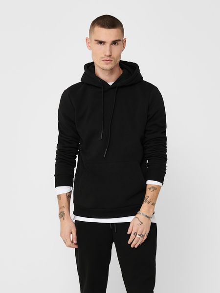 Ceres Life Hoodie Sweat, Black