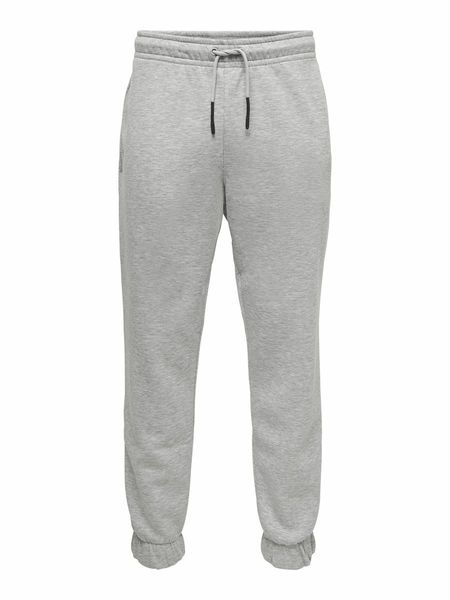 Ceres Life Sweat Pants, Light Grey
