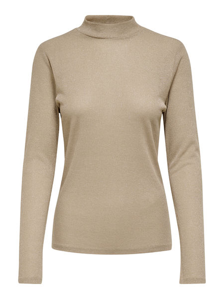 Diana Lurex L/S Top