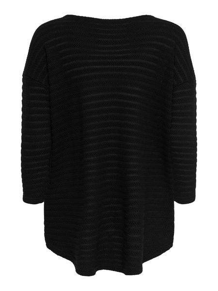 Aster Elcos Pullover, Black