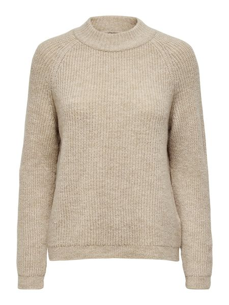 Jade Pullover Knit, Whitecap Grey