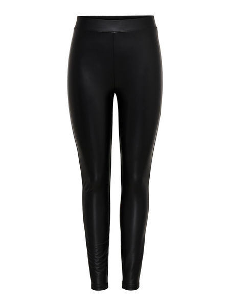 Cool Coated Legging, Black