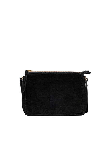 Tracy Suede Clutch
