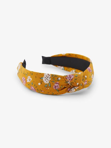 Lacca Hairband, Almond Buff