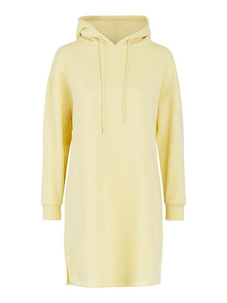 Chilli Sweat Dress, Pale Banana