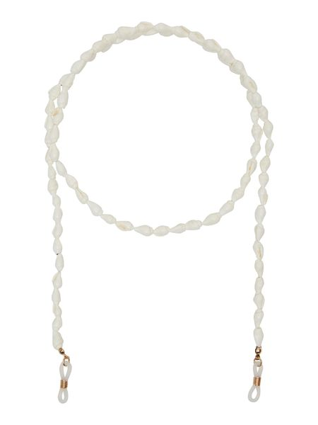 Shell Sunglasses Chain, Birch