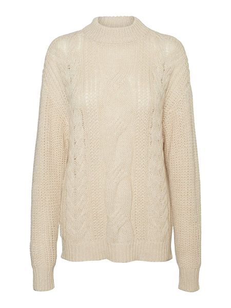 Malou Cable Knit, Birch