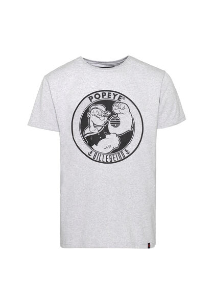 Popeye Sailor T-shirt, Grey