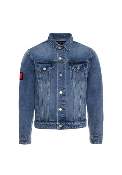 Denim Jacket, Denim