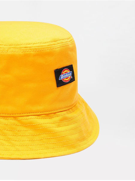Clarks Grove Bucket Hat, Cadnium Yellow